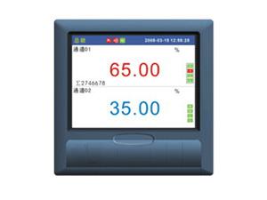 HSB700R彩屏无纸记录仪