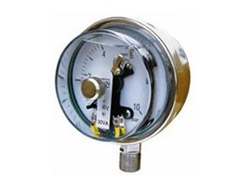 YTXC-100/150B全不锈钢耐震电接点压力表
