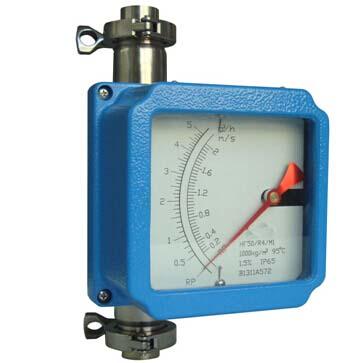 金属管转子流量计(卫生型卡箍)